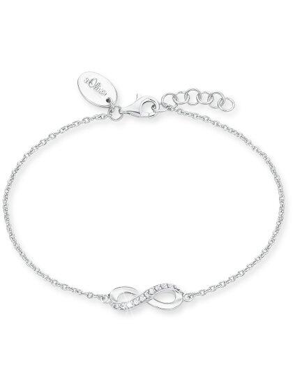 Damen Armkette Infinity