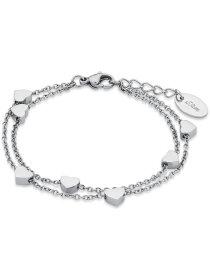 Mädchen Armkette Herz