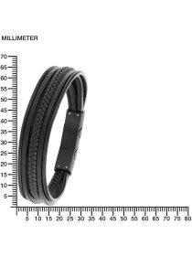 Jungen Leder-Armband
