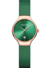 Armbanduhr mit Milanaise Armband
