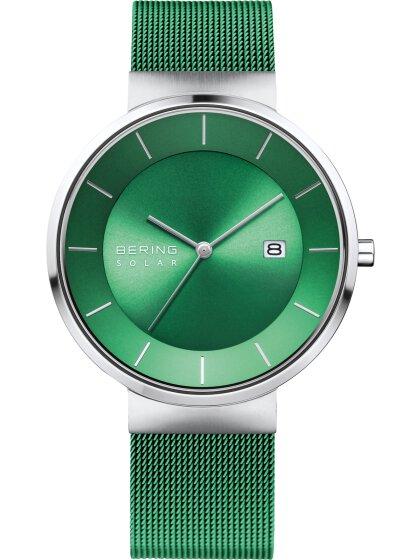 Armbanduhr Slim Solar Charity