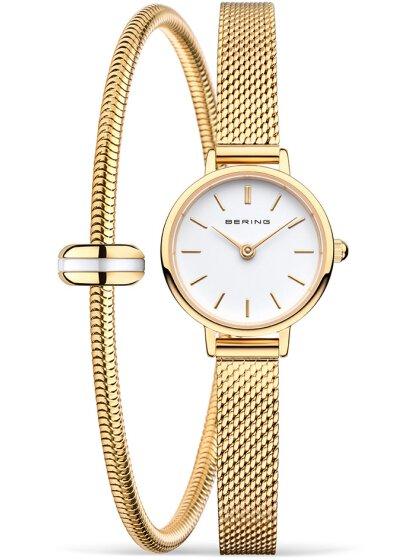 Armbanduhr Lovley mit Charmband