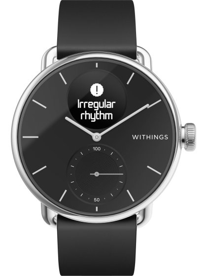 Scanwatch, 38mm black