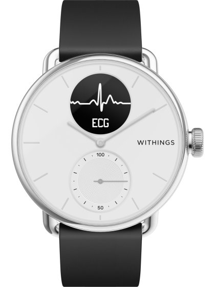 Scanwatch, 38mm white