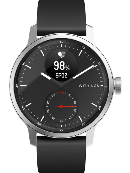Scanwatch, 42mm black