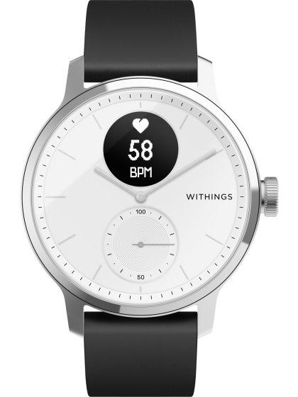 Scanwatch, 42mm white