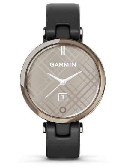 Garmin LILY CLASSIC Schwarz/Elfenbein