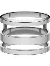 Elan Triad Ring Stahl