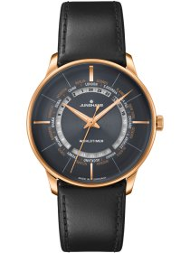 Meister Worldtimer anthrazit