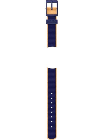 Ersatzband f. Flik Flak ZAFPNP043R - COLOR BLAST BLUE / TEXTILE STR