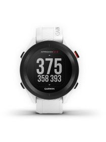 Garmin Golf-Uhr Approach S12 Weiß/Schwarz