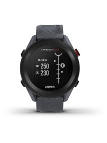 Garmin Golf-Uhr Approach S12 Granitblau/Schwarz