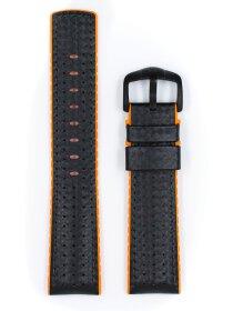 Ayrton, schwarz / orange