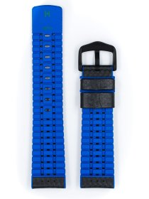 Ayrton, schwarz / blau