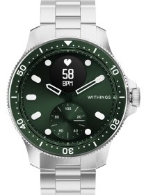 Withings ScanWatch HORIZON, 43mm green