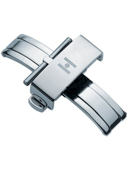 Pusher Buckle stahl, 18 mm