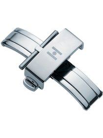 Pusher Buckle stahl, 20 mm