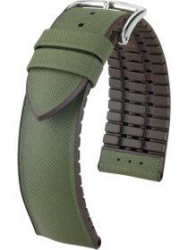 Arne grün / schwarz L, 18 mm
