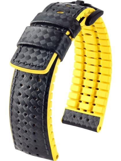 Ayrton, schwarz / gelb