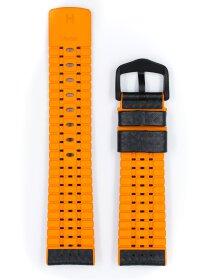 Ayrton, schwarz / orange L, 24 mm