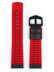 Ayrton, schwarz / rot L, 20 mm