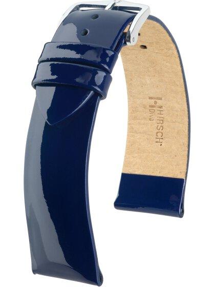 Diva, blau glänzend, M, 20 mm