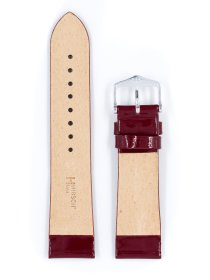 Diva glanz rot, M, 16 mm