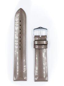 Diva, silber glänzend, M, 18 mm