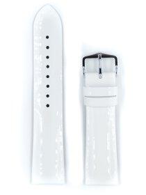 Diva, weiß glänzend, M, 18 mm