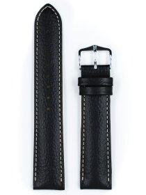 Kansas, schwarz, XL, 22 mm