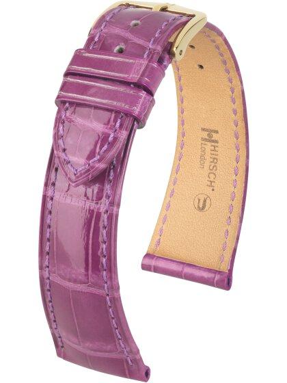 London, violett glänzend, M, 18 mm