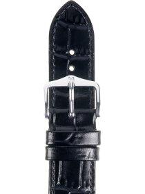 Louisianalook, schwarz 22 mm
