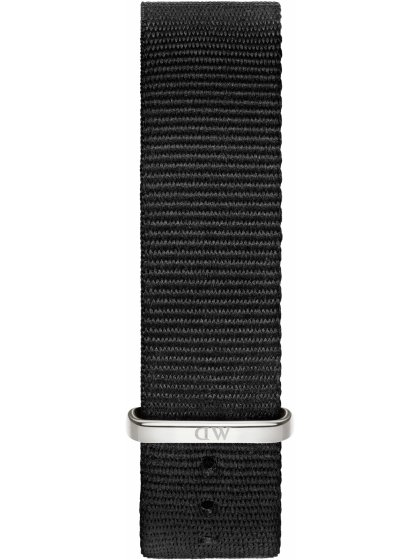 Cl Black Cornw Bd silberf 18 mm