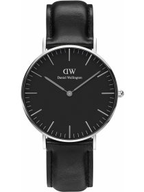 Classic Black Sheffield 36 mm