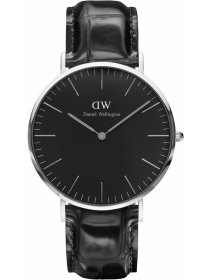 Classic Black Reading 40 mm