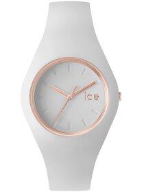 ICE-Glam white rose-